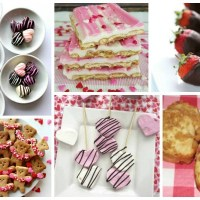 Delicious Dishes Party: Valentine's Day Heart Treats