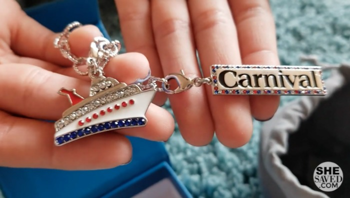 Carnival Cruise Ship Charms