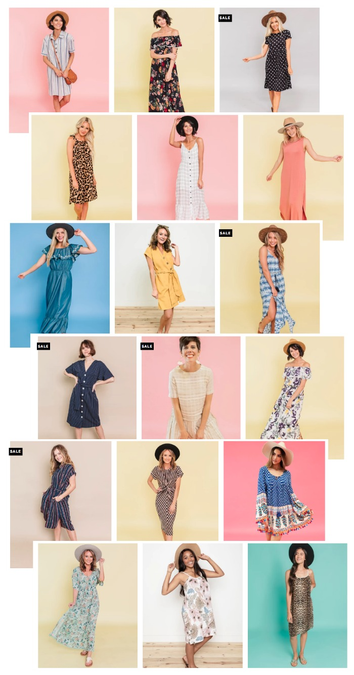HUGE Dress Sale from Cents of Style