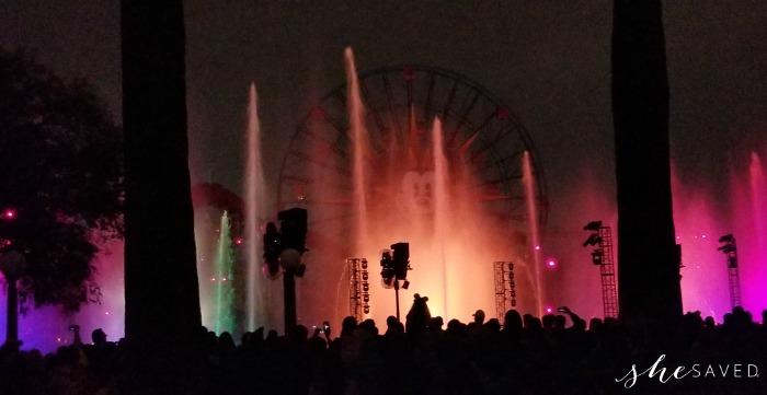 World of Color Show