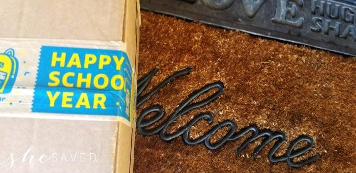 Happy School Year from Amazon