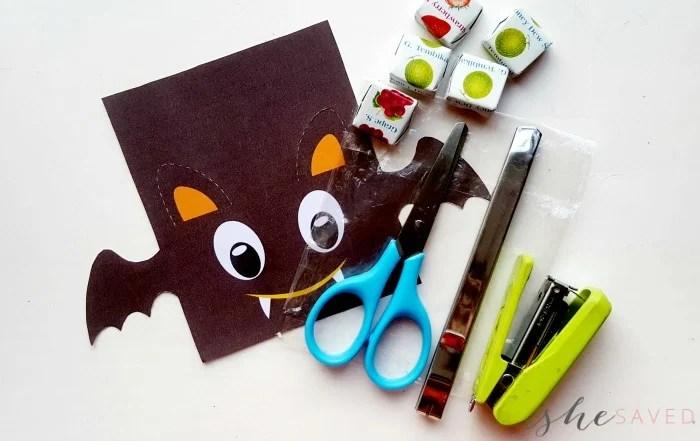 DIY Treat Bag Supplies