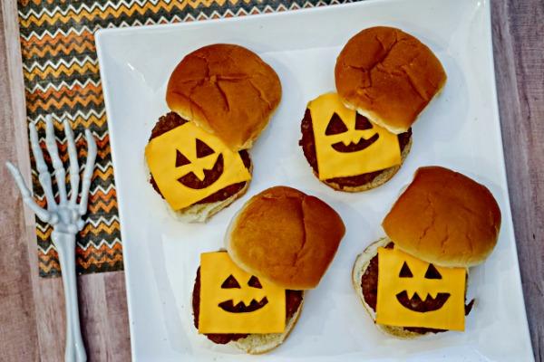 Spooky Burgers: Fun Halloween Dinner Idea