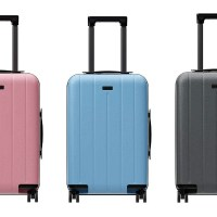 Chester Minima Carry-On Luggage Review + Giveaway