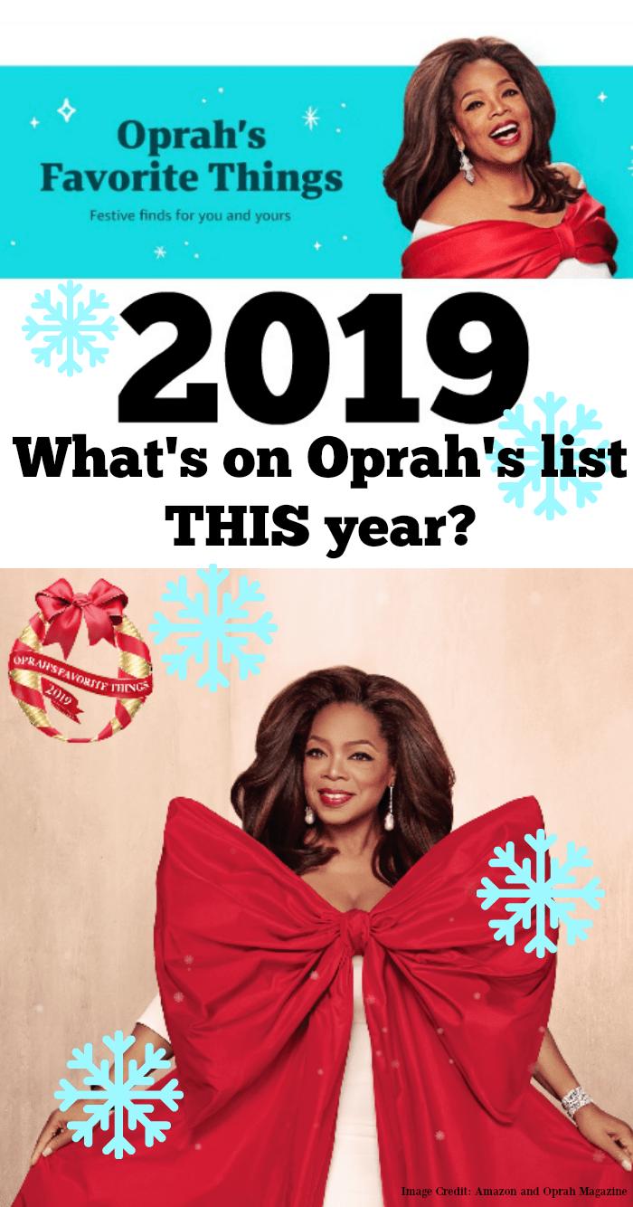 oprah's favorite things 2019 - photo #10