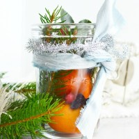 DIY Gift Idea: Homemade Simmering Potpourri Jar