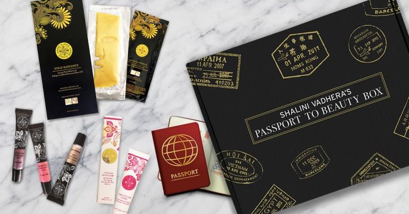 Passport Beauty Bix Cruelty-Free subscription boxes - best subscription boxes - cruelty-free beauty box subscriptions - vegan beauty box - vegan subscription box - unboxing subscription box review | shesbabely.com