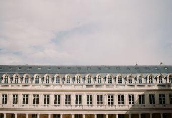 Palais Royal rooftop