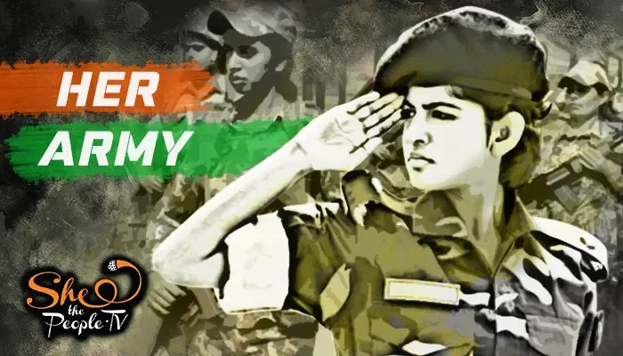 Indian Army S First Batch Of Women Military Police Begins Training