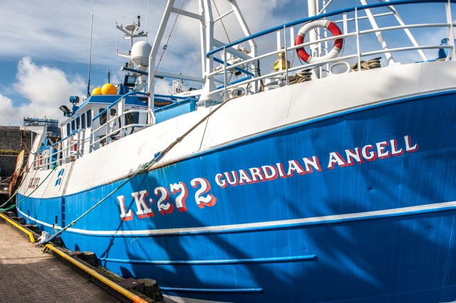 LK272-Guardian-Angell Fishing company secures SIC loan - Shetland Times Online