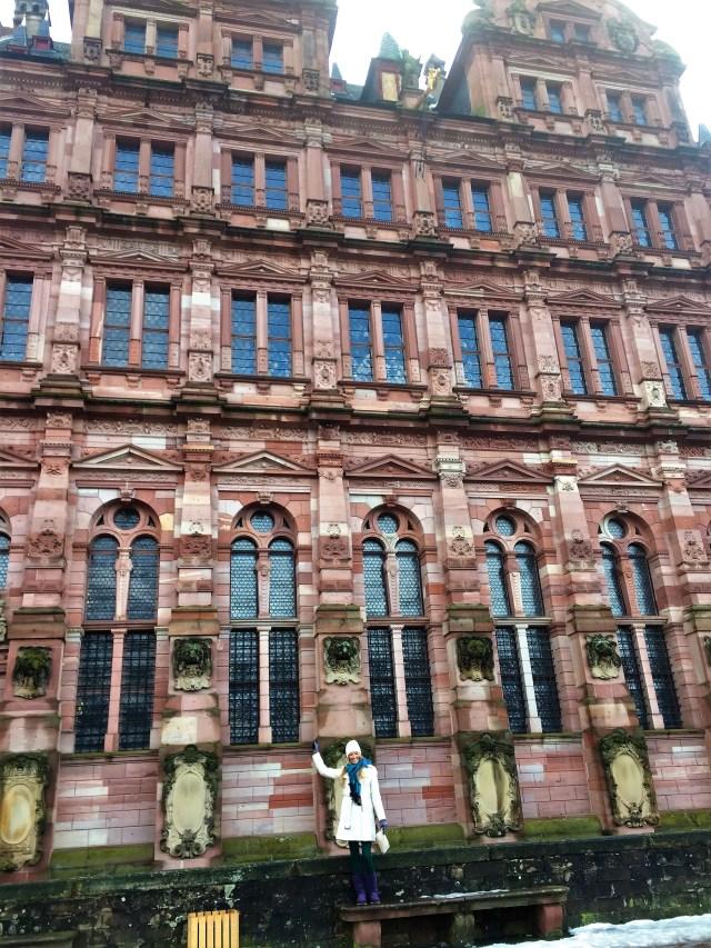 <Heidelberg Castle>