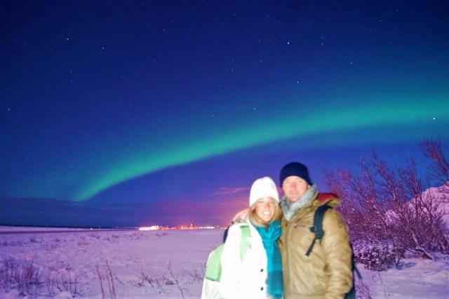 <Iceland Northern Lights>