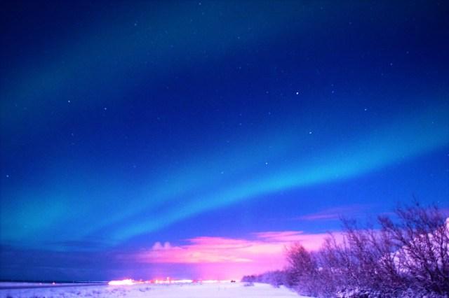 <Iceland Aurora Borealis>