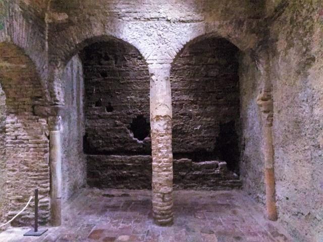 < Arab Baths >