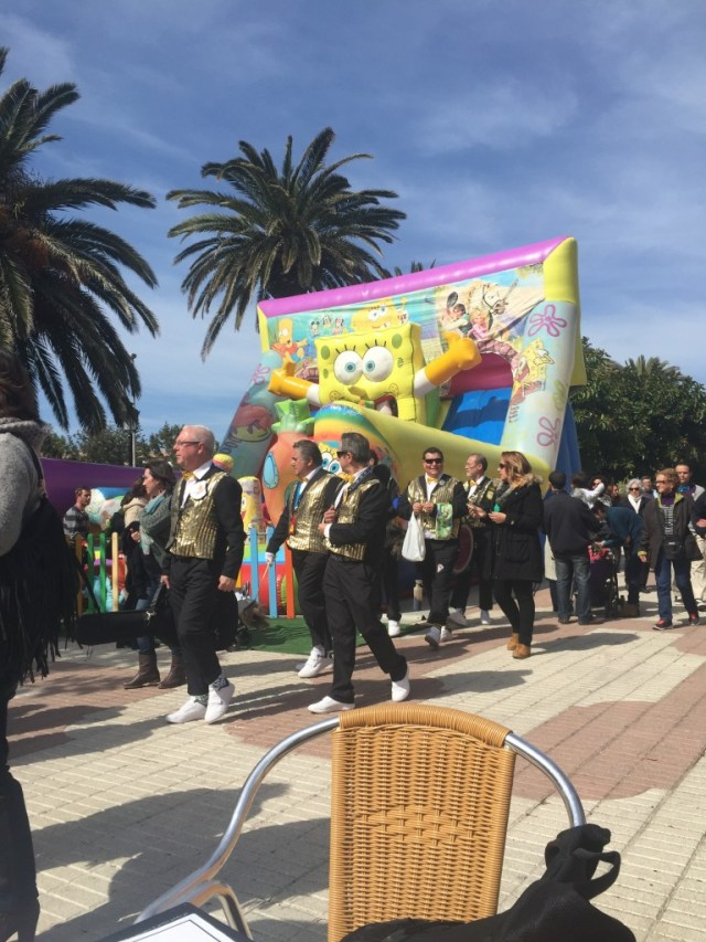 < Andalucia Day in Tarifa >