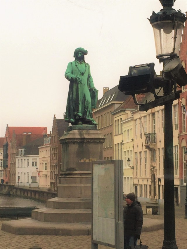 < Jan van Eyck >