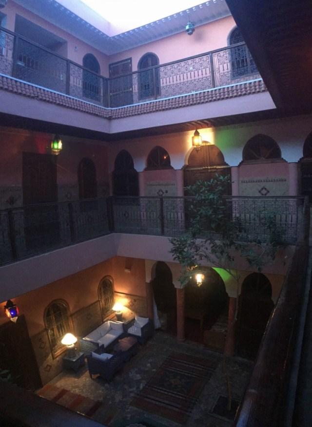 <Marrakech Riad>