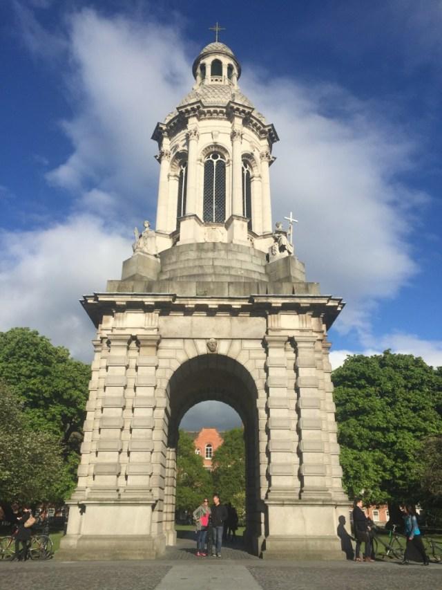 <Dublin Trinity College>