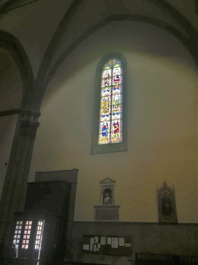 <Florence Stained Glass Window>