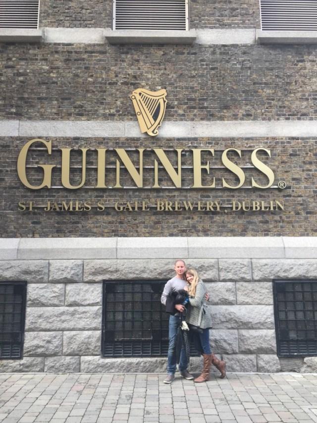 <Dublin Guinness Storehouse>