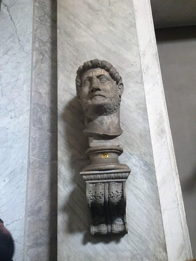 < Vatican City Hadrian >