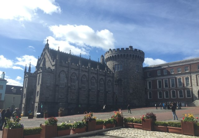 <Dublin Castle>