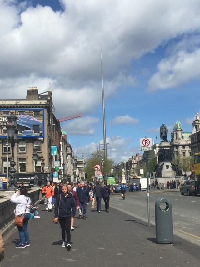 <Spire of Dublin>