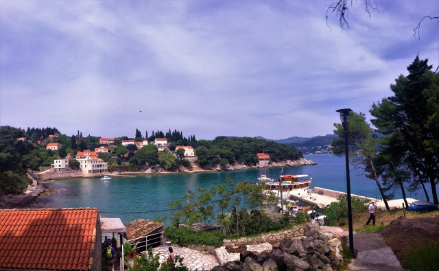 Koločep is one of the Elaphiti Islands, just a quick boat ride away from Dubrovnik