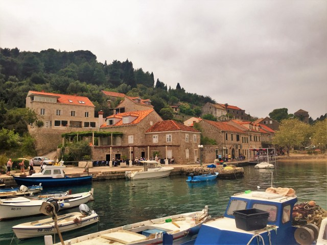 Šipan is one of the Elaphiti Islands, just a boat ride away from Dubrovnik