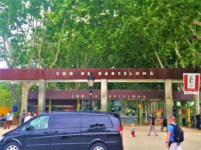 < Zoo de Barcelona >