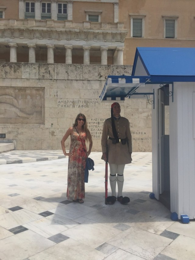 <Athens Changing of the Guard>