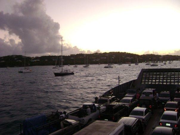 <Virgin Islands, Car Ferry>