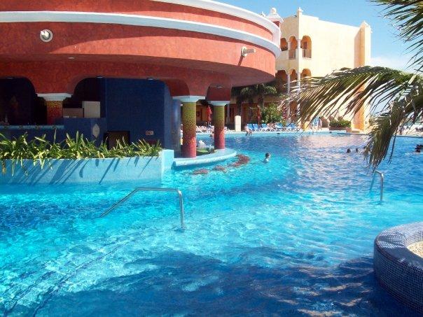 < Royal Hacienda Pools >