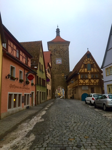 < Rothenburg ob der Tauber is the real life setting of Disney's Pinnochio >