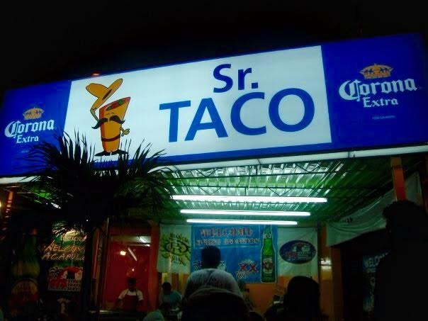 < Sr. Taco >