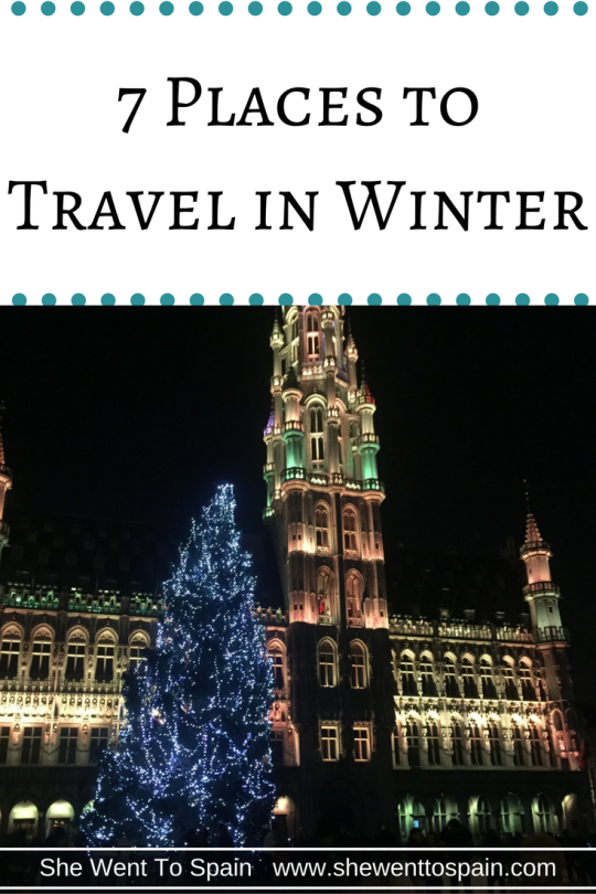 7 Places to Travel in Winter