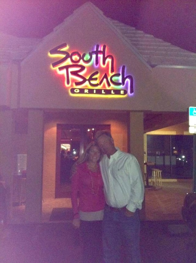 < South Beach Grille >