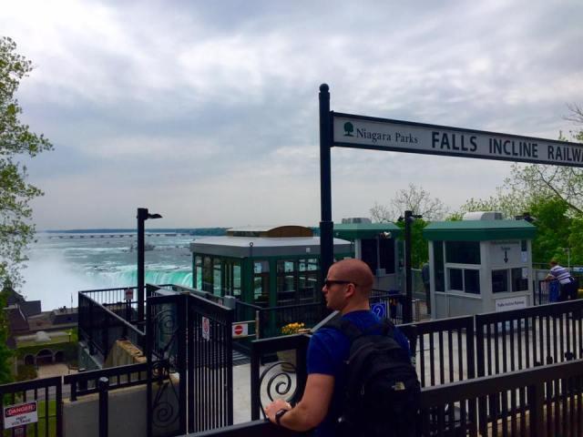 < Falls Incline Railway >