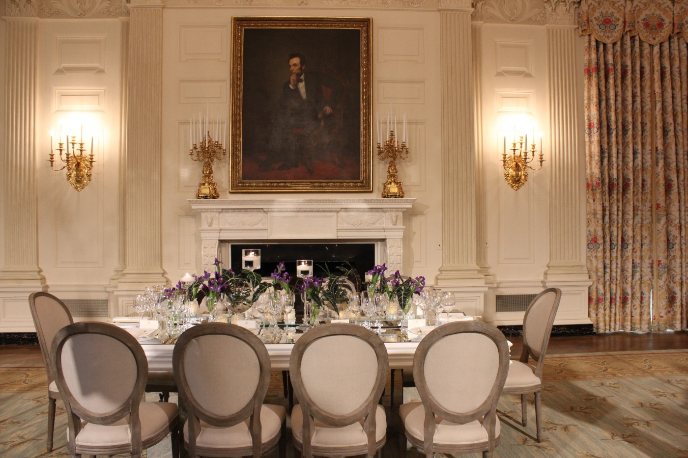 Delicacies From Across The Country Served At State Dinner