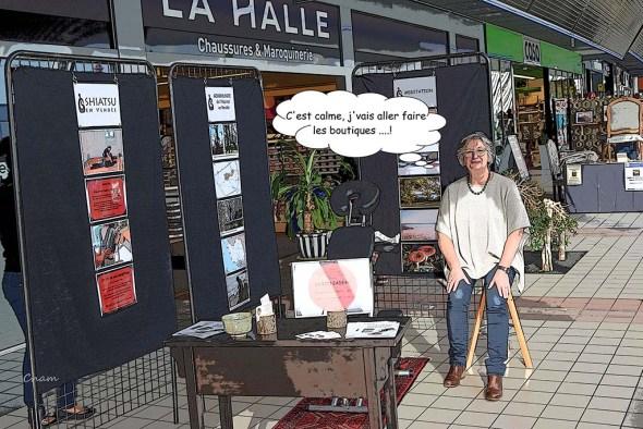 Salon de la petite entreprise la Roche sur Yon Vendee