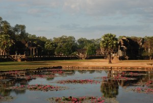 Angkor Wat aube (17)