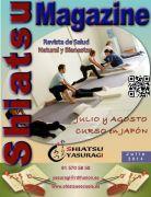 Shiatsu Magazine Julio 2014