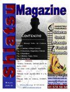 Shiatsu Magazine Mayo 2013