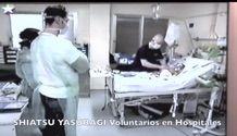 Shiatsu Voluntarios, shiatsu en los hospitales
