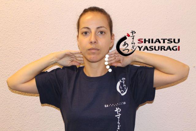 Sindrome Postvacacional Shiatsu Cervical Lateral