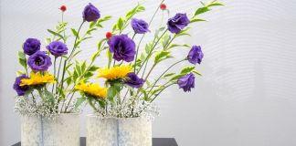 Ikebana arte floral japones