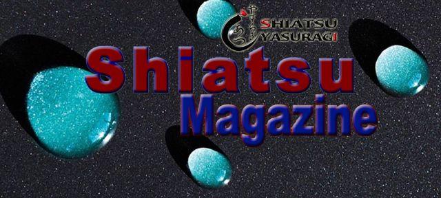 Shiatsu Magazine Mayo