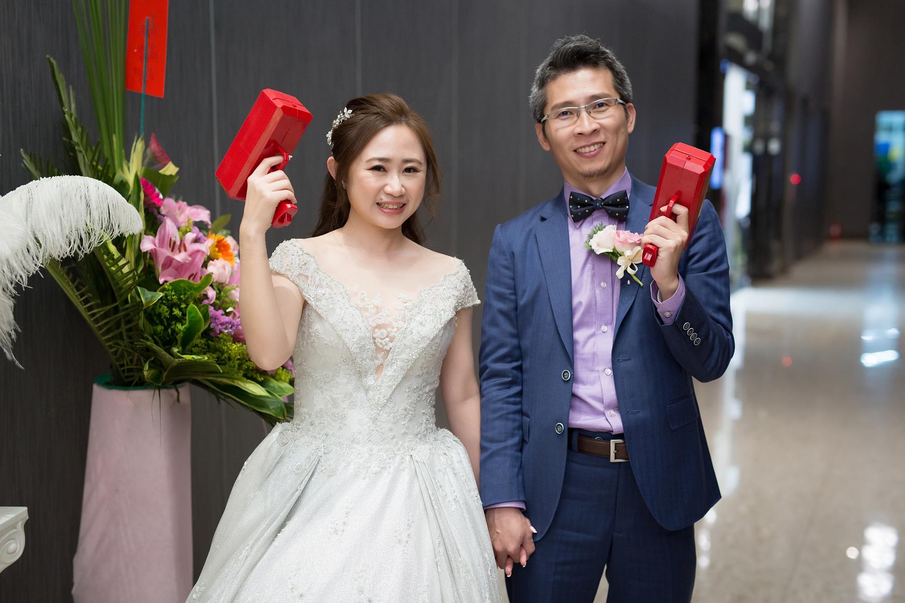 Jacky&Lynn婚禮記錄@大中華國際美食館