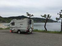 輪島、袖ケ浜キャンプ場