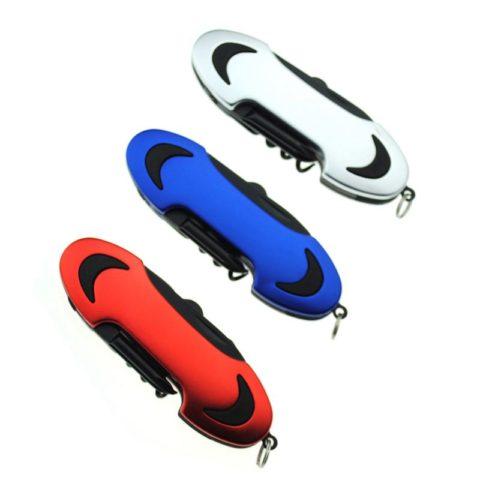 Custom Color EDC 10 In 1 Multi Purpose Pocket Knife (3)